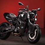 BMW F800R Motorcycle, I love these headlights.
