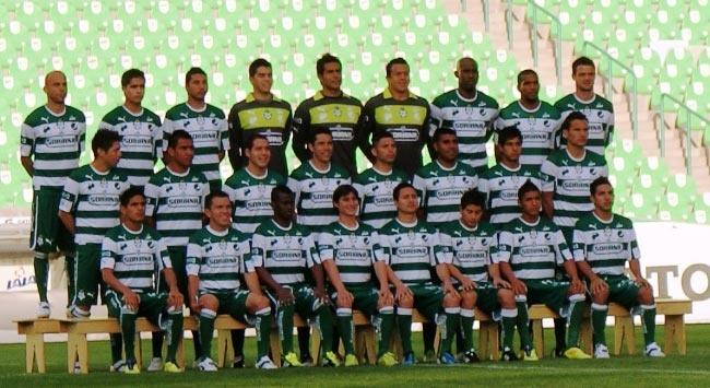 Santos Laguna el conjunto campeon del clausura 2012