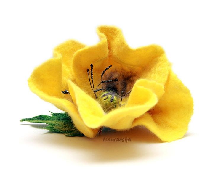 Gallery.ru / Фото #125 - FELT FLOWERS II - renew