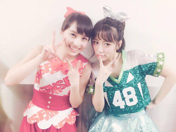 Kanako^ and Takamina