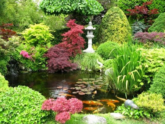 Jardin Japonais Le Monde Vert Du Pays Du Soleil Avec Images