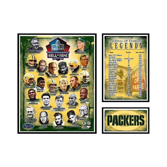 Packers Hall of Fame 2016 Milestone Photo | Pro Football Hall of Fame Official Site