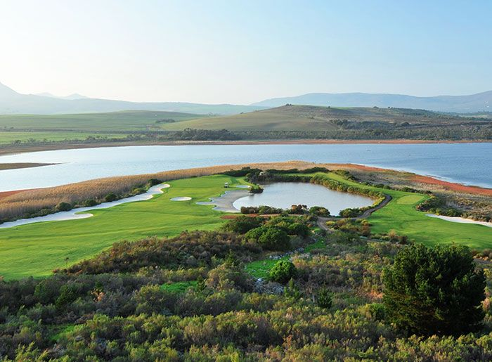 The Arabella Golf Club is one of South Africa's most sought after golf estate locations, and is part of the Arabella Country Estate.