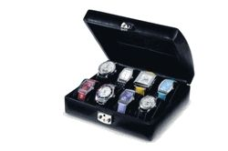 Venlo Capri Leather 8 Watch Case - $1,100.00