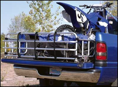 TRUCK BED EXPANDER BED EXTENDER by Top Line