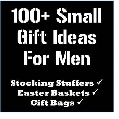 100+ Stocking Stuffer, Easter Basket, and Gift Bag Ideas for Men « thelifeoflulubelle