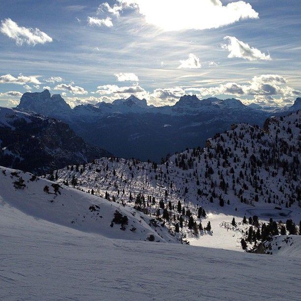 Cortina d'Ampezzo nel Belluno, Veneto