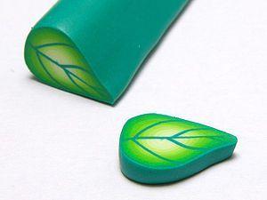 Las hojas de la arcilla del polímero   Masters Fair - hechos a mano, hechos a mano