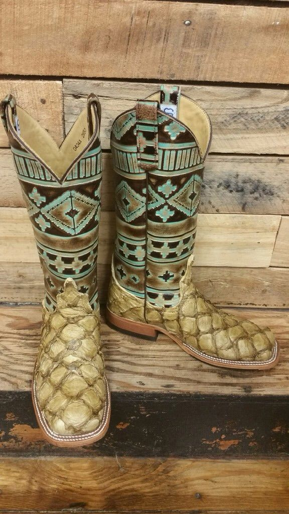 New Anderson Bean Boots custom made just for High Call Outfitters