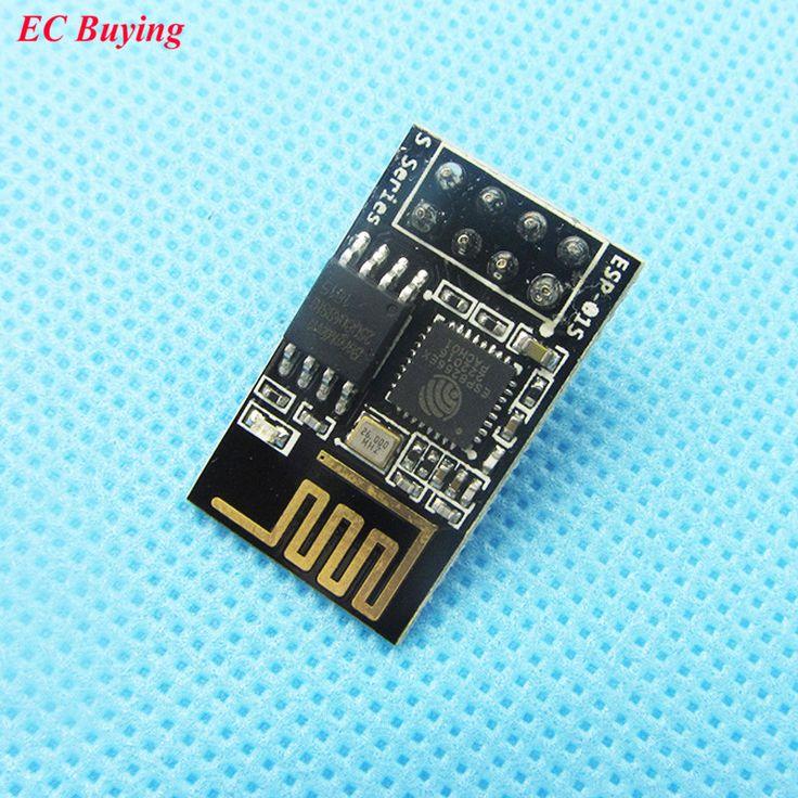 1 piece ESP-01 ESP-01S ESP8266 Modul Nirkabel Wifi Sensor untuk Arduino Versi Lanjutan