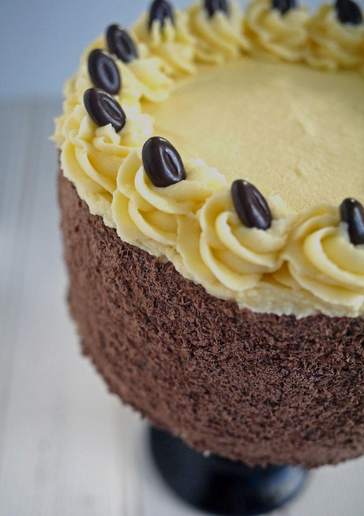 Tiramisu Layer Cake | Recipe