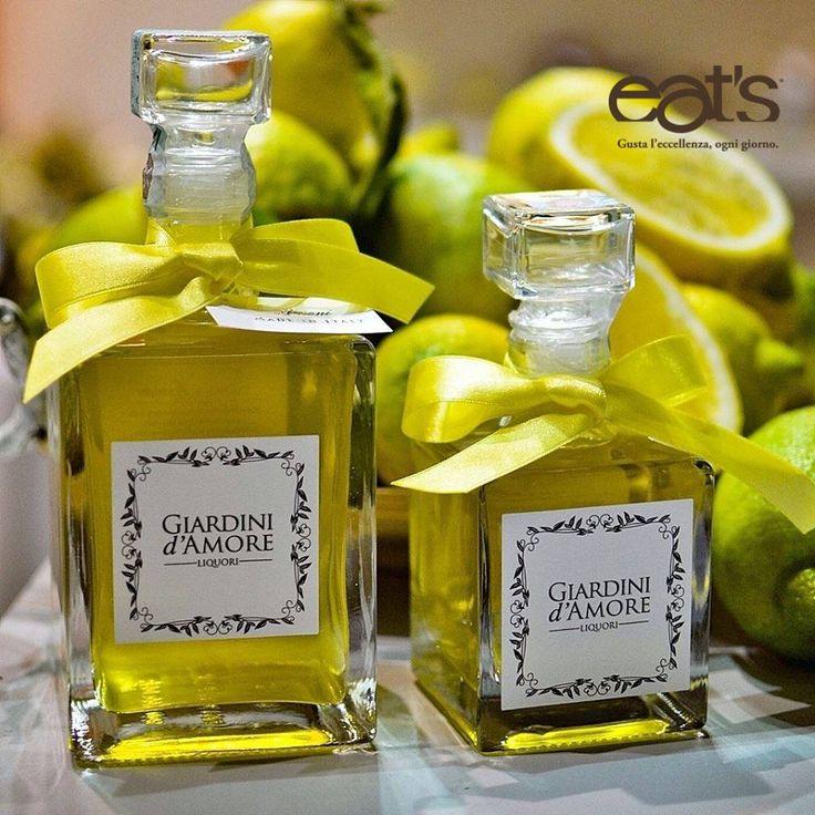 Confezioni romantiche, elegantissime, in cui riscoprire il profumo e l'aroma della Sicilia di un tempo. Giardini d'Amore - Liquori