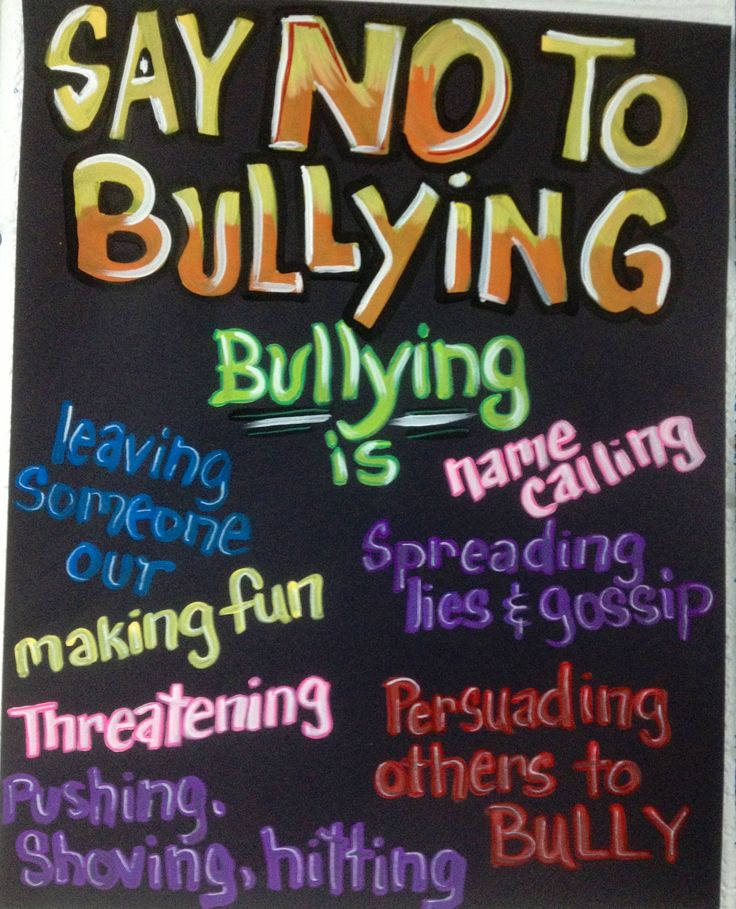 bullying awareness The olweus bullying prevention program (obpp) is the most researched and best-known bullying prevention program available today with over thirty-five years.