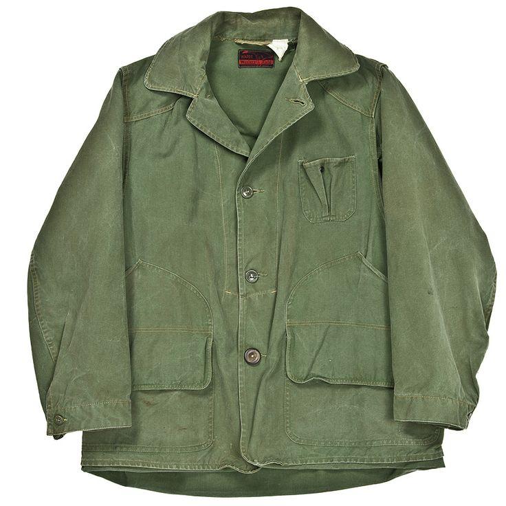 hunting jacket | Montgomery Ward | Western Field brand