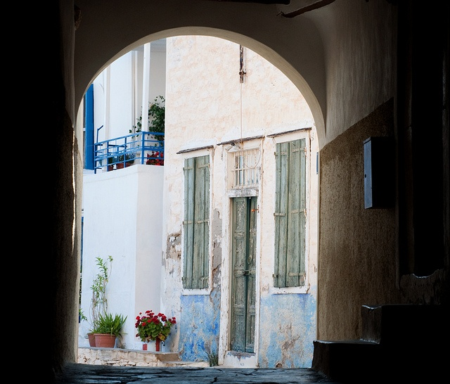 Ermopouli, Syros, Greece. June 2011