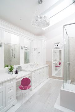 Lawrence Park Residence - transitional - bathroom - toronto - Sacha Nizami Design