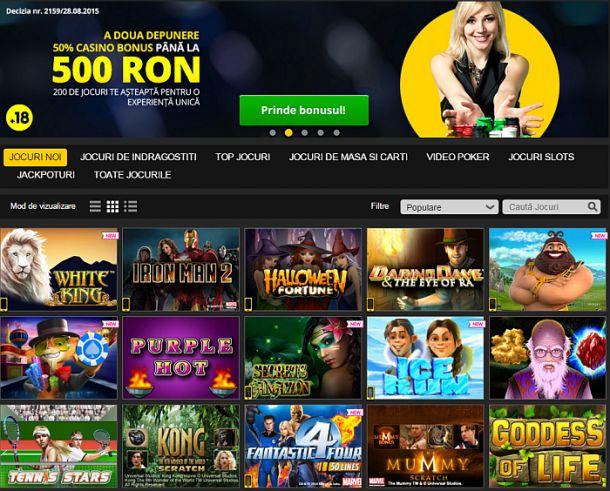 Articole Cazino online pe PariuriX.com: Cel mai bun casino online la care poți juca jocuri pe bani reali