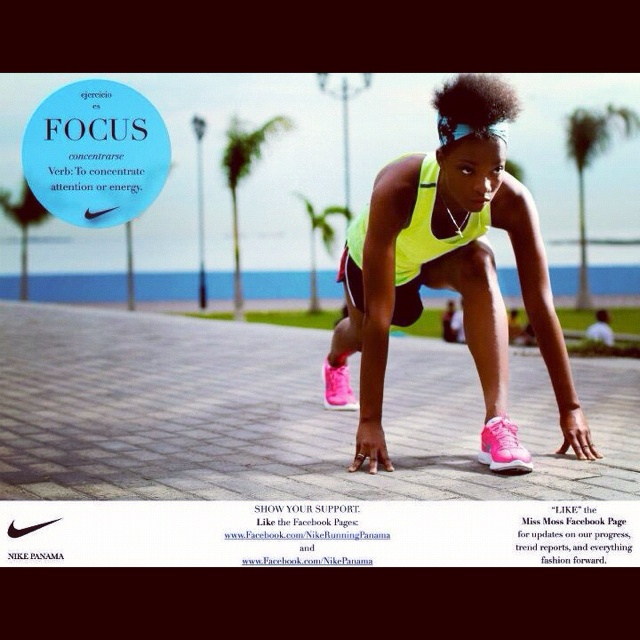New post in Miss Balanta blog... #Nike Running Panama