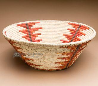 """Native Southwest Style Basket 17"""""""" (a29)"""