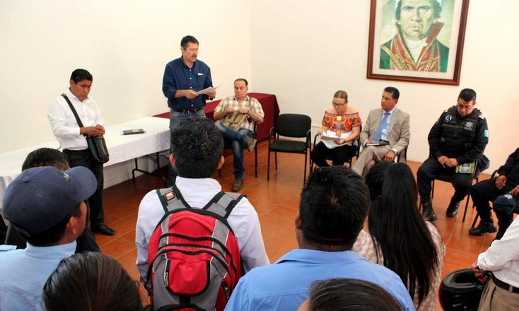 Como muestra de un gobierno plural y de puertas abiertas, el Municipio de Oaxaca de Juárez, a través de la Coordinación de Gobierno