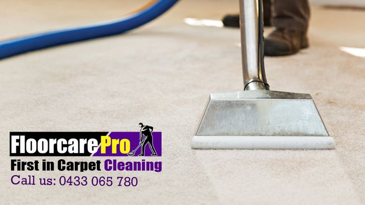 Workers feel better about their work environment when it is clean. This includes the carpeting.