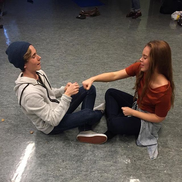 Lisa og Tarjei #skam