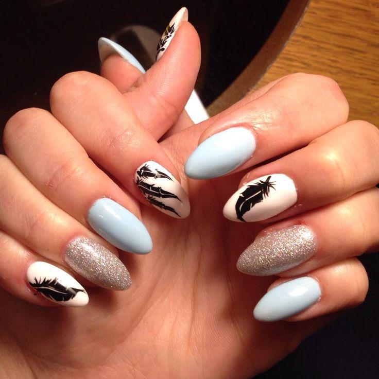 Mejores 178 imágenes de nails en Pinterest | Diseños de uñas ...