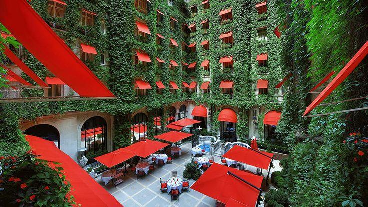 Paris, France: Favorit Place, Plaza Athéné, Plaza Athens, Plazaathéné, Paris France, Hotels In Paris, Hotels Plaza, Paris Hotels, Luxury Hotels