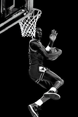 ♂ Sport Michael Jordan 23 legend nba best player ever dunk mvp jump sport basketbal