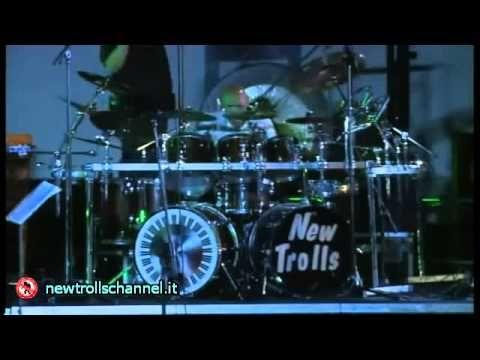 NEW TROLLS - Concerto Grosso in San Francesco - l'evento live 2014 (V4B)