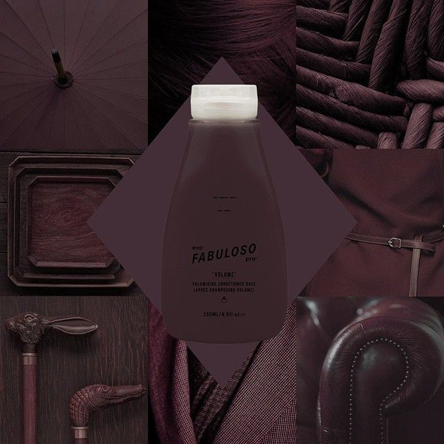 fabuloso pro - violet chocolate  salon - 15g violet + 5g chocolate  retail - 230ml retail conditioner + 30g violet + 10g chocolate  #evohair #fabulosopro #fabpro #violetchocolate