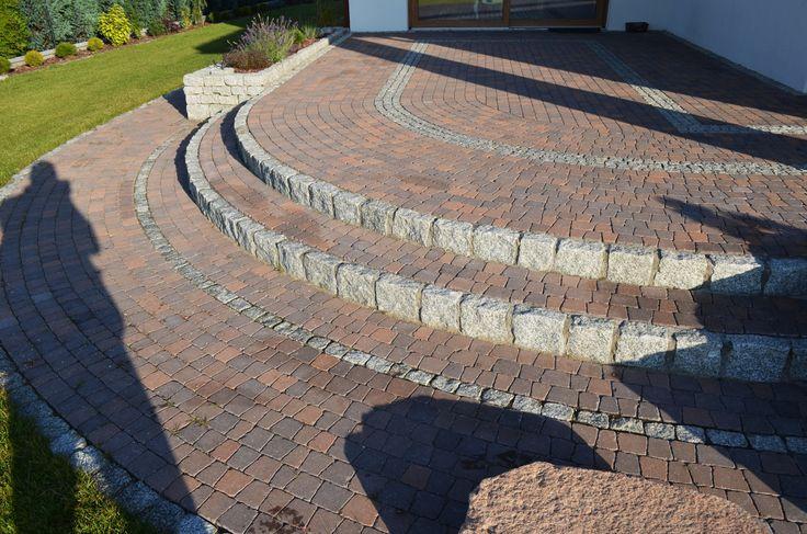 Układanie kamienia, ścieżki i skarpy w ogrodzie - Ogrody A-Z
