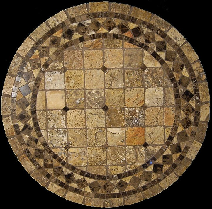17 best ideas about mosaic table tops on pinterest for Granite desk top design