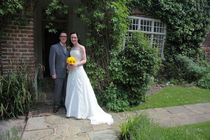 Getting married at the Howfield Manor Hotel