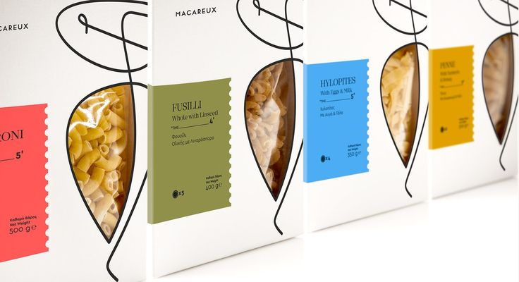 Luminous Design Group — Macareux http://luminous.gr/projects/macareux-packaging