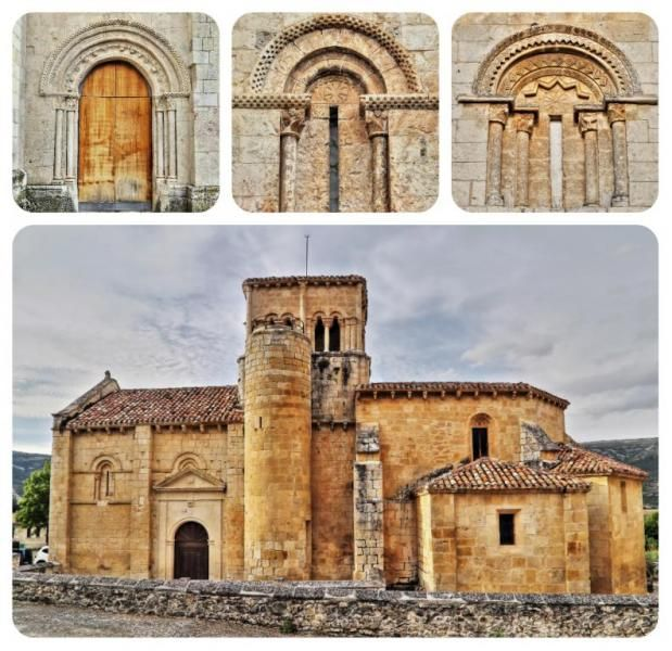 El Almiñé, Merindad de Valdivielso, Burgos - Iglesia románica de San Nicolás