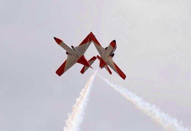 Patrulla Aguila. Spanish Air Force