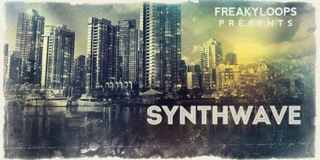 Synthwave Futuristic Sample Pack by Freaky Loops