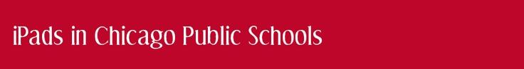 iPads in Chicago Public Schools - Fantastic Video