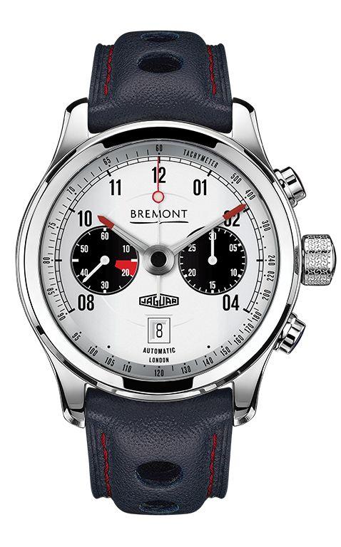 MKII White | Jaguar Watches | Bremont Chronometers