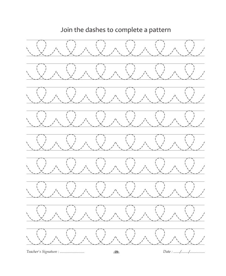 Complex shapes