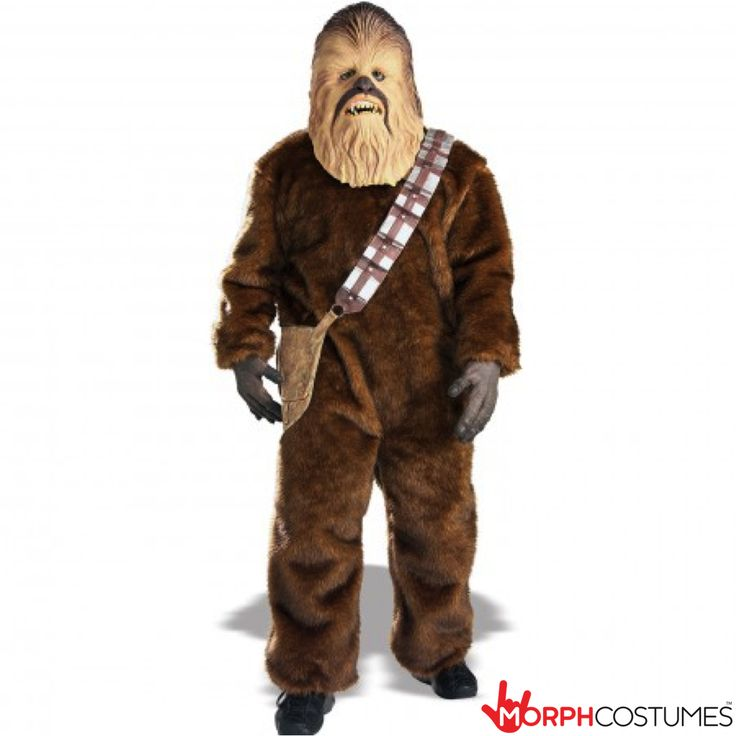 17 best star wars day costumes images on pinterest star wars star wars day costume inspiration get yourself a star wars chewbacca costume jumpsuit and let solutioingenieria Images