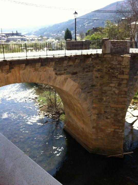 Villafranca del Bierzo in Villafranca del Bierzo, Castilla y León