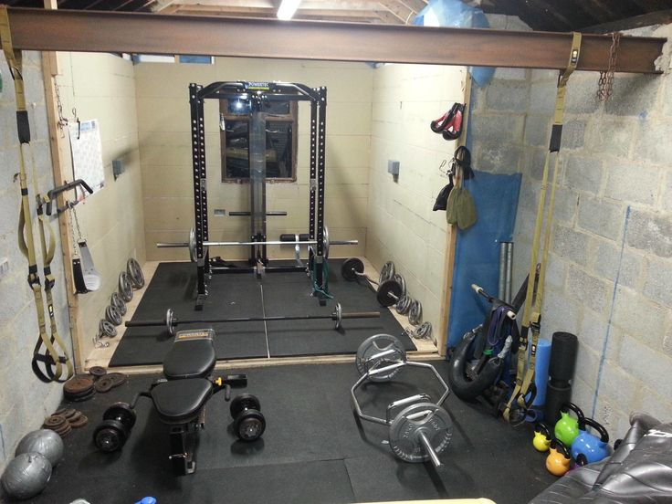 How to Build a Home Gym or Studio
