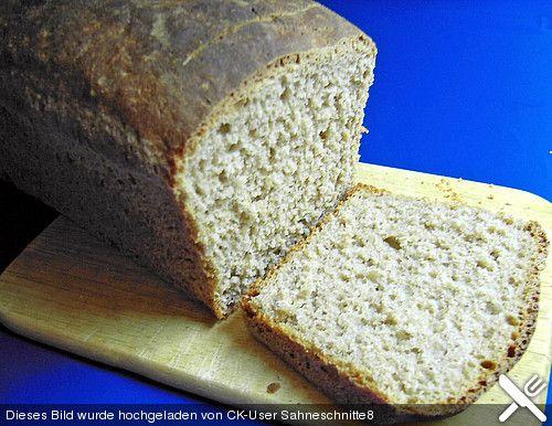 Einfach heißt nicht simpel - und auf jeden Fall lecker. Ausprobieren! #Brotbackautomat #Rezept