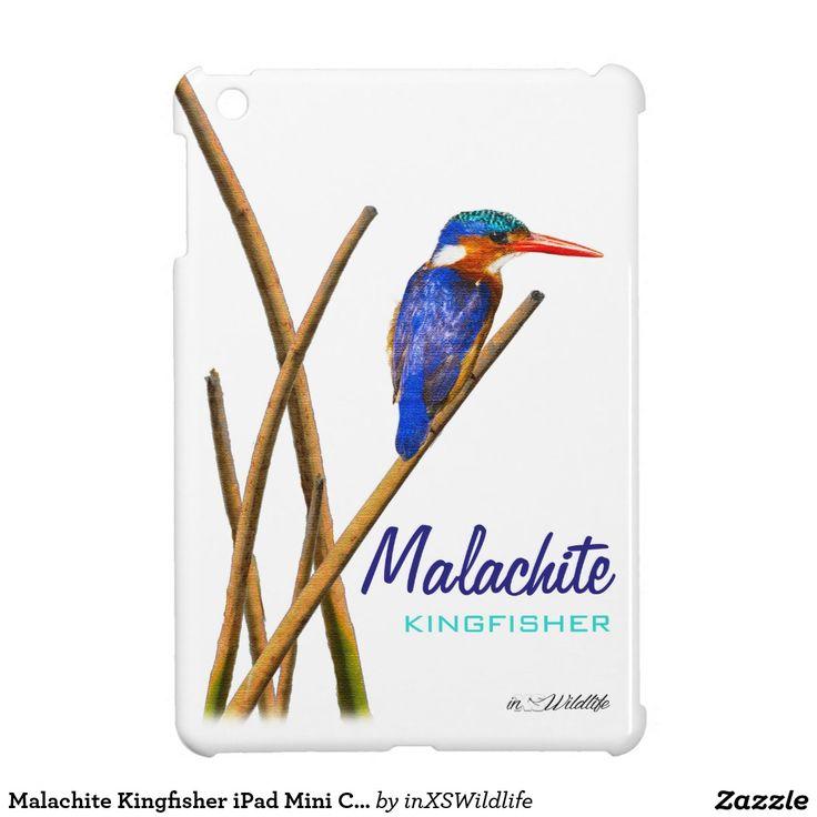 Malachite Kingfisher iPad Mini Case