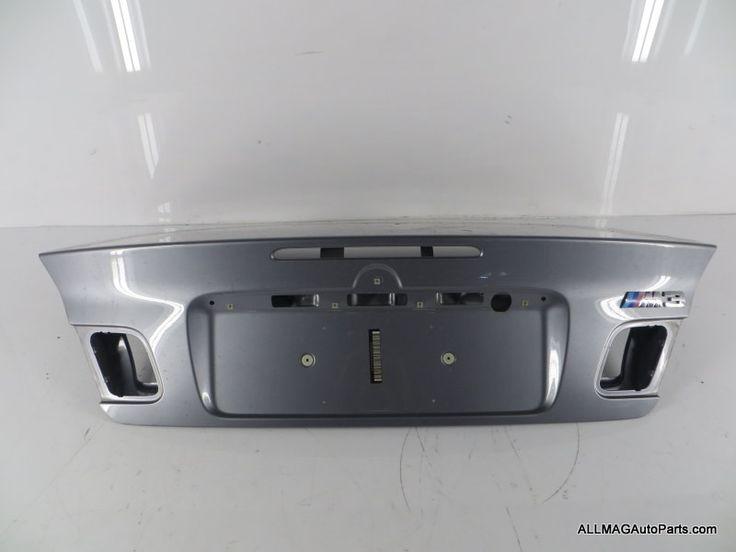2000-2006 BMW 3 Series M3 Convertible Trunk Lid 41628262029 63 E46