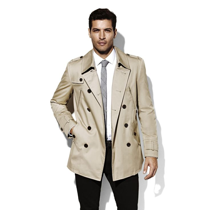 37 best Trench coat images on Pinterest | Style, Menswear and ...