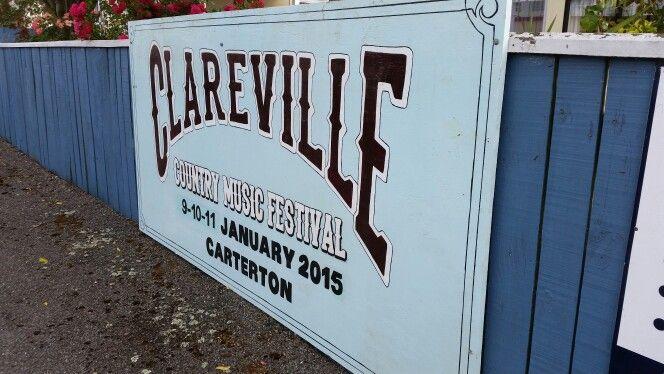 Clareville County Music, Carterton