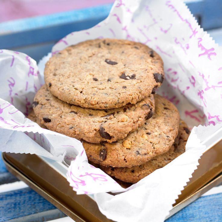 Découvrez la recette des cookies facile sans beurre